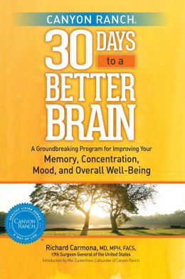 30 Days to a Better Brain